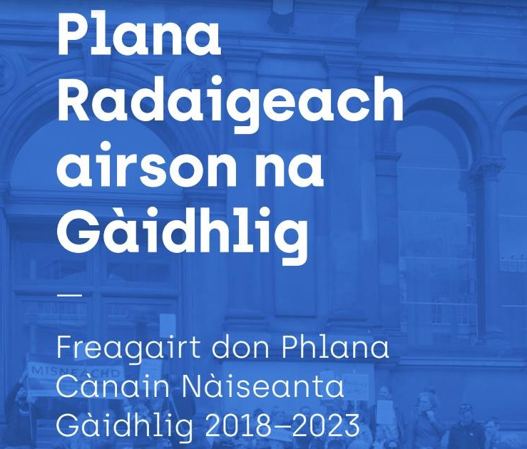 Radical Plan for Gaelic
